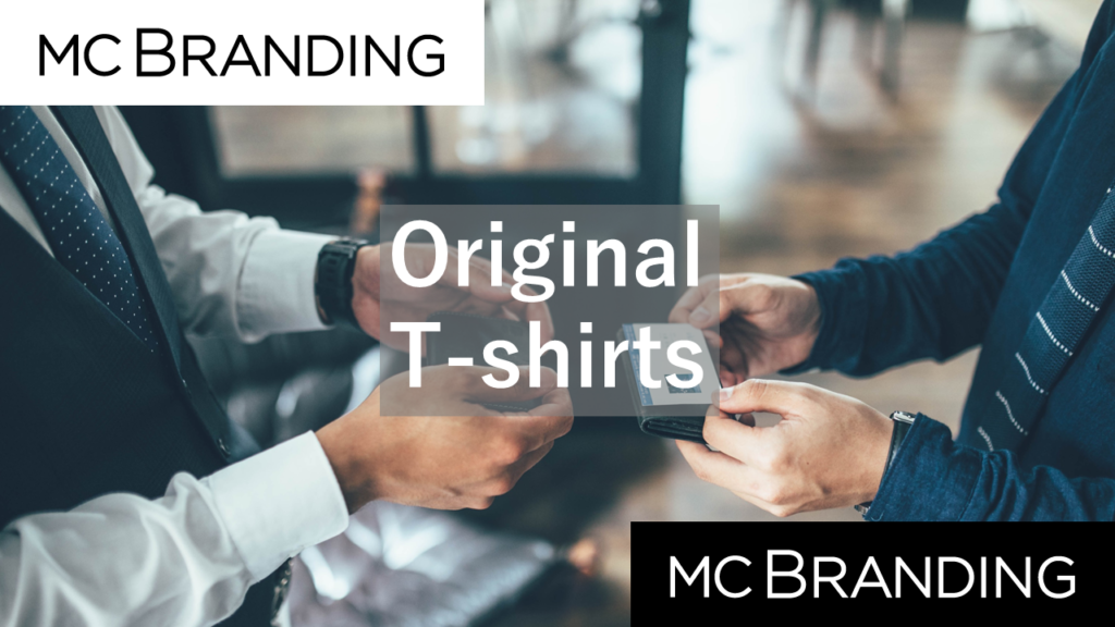 MC BRANDING「Original T-shirts」